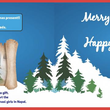 Freedom Kit Bag – No ordinary Christmas gift!